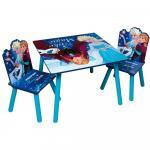 Set masuta si 2 scaunele Frozen Magic