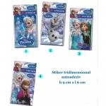 Sticker 3D Frozen