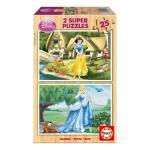 Super Puzzle Disney Princess 25 piese