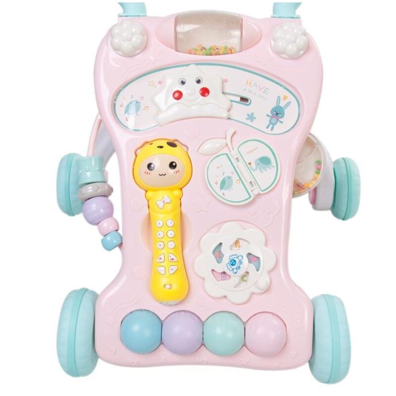Antepremergator Sun Baby Singsong, Cu Melodii, Lumini Si Microfon Detasabil