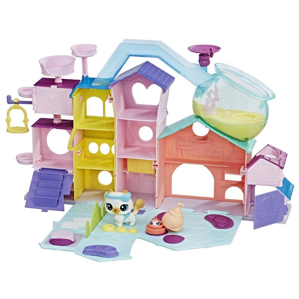 Apartamentul animalutelor Littlest PetShop