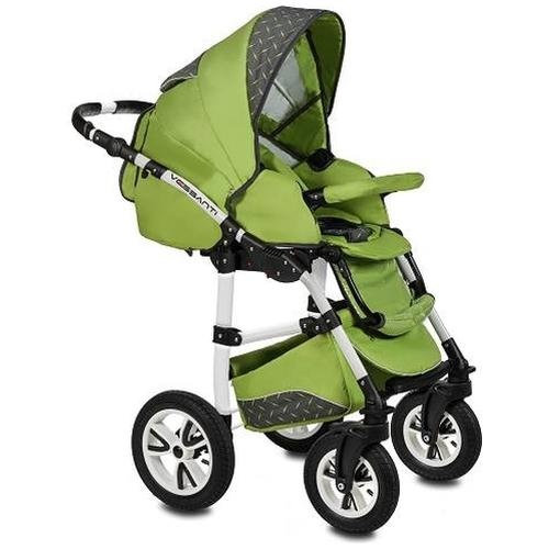 Carucior Flamingo Easy Drive 3 in 1 Vessanti Green