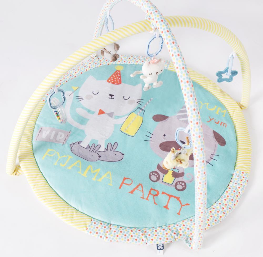 Centru de activitati Playmat Pijama Party