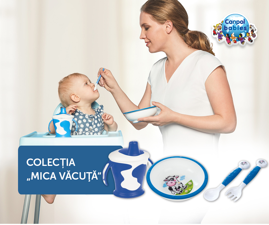 Colectia Mica Vacuta Bleu