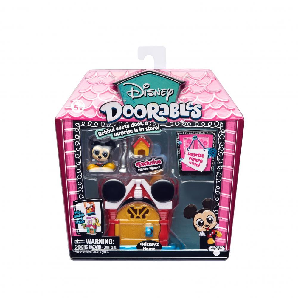 Doorables S1 Mini set joaca 2 figurine si accesorii Mickey
