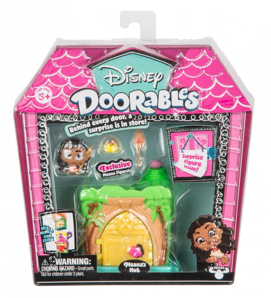 Doorables S1 Mini set joaca 2 figurine si accesorii Vaiana