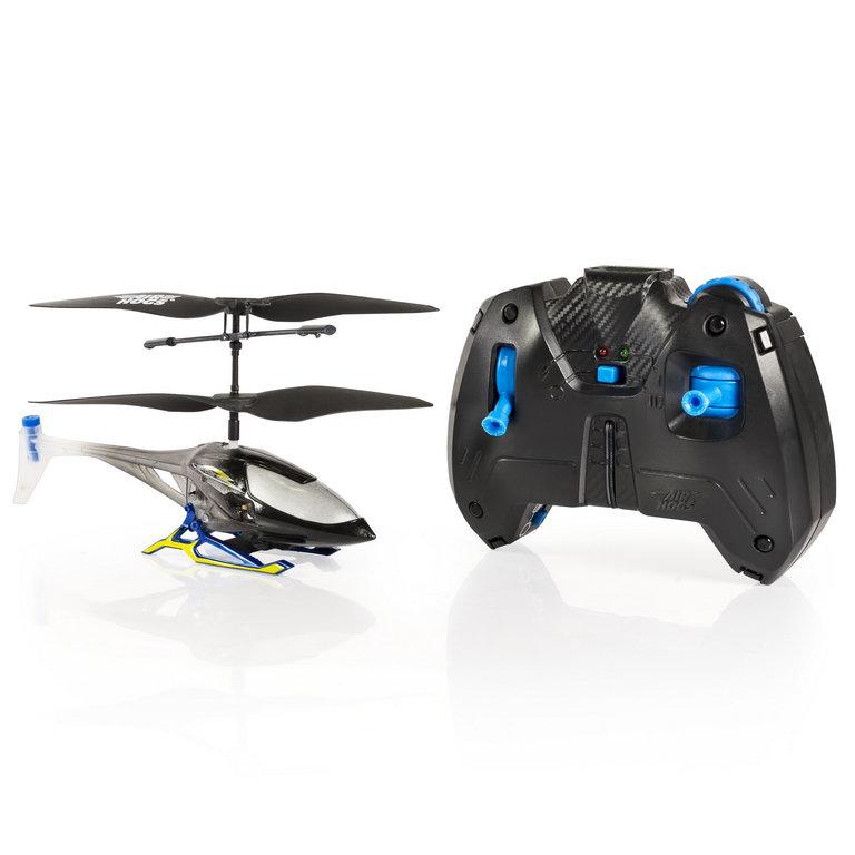Elicopter airhogs Rc Axis 200 argintiu