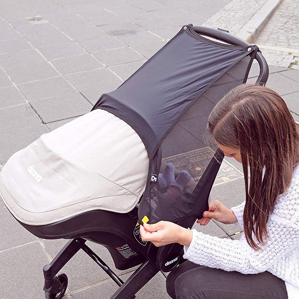 Extensie parasolar scaun Doona - 2