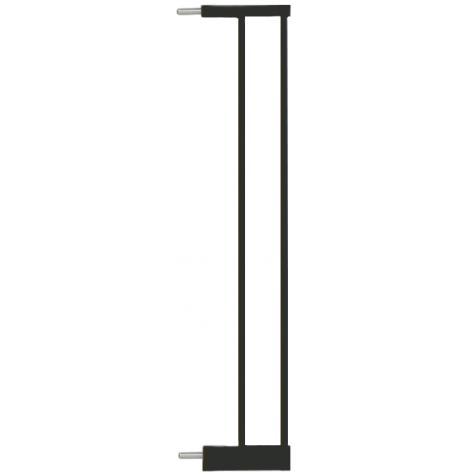 Extensie poarta de siguranta Noma metal negru 14 cm N93835