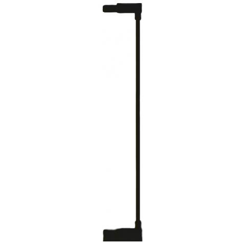 Extensie poarta de siguranta Noma metal negru 7 cm N93699