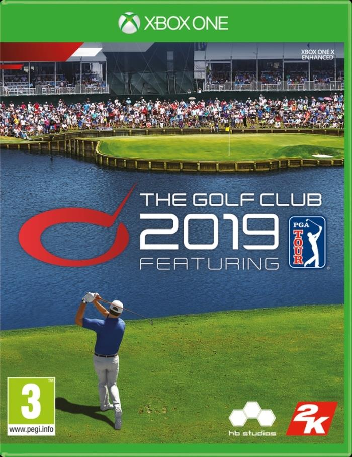 Joc Golf Club 2019 Xbox One