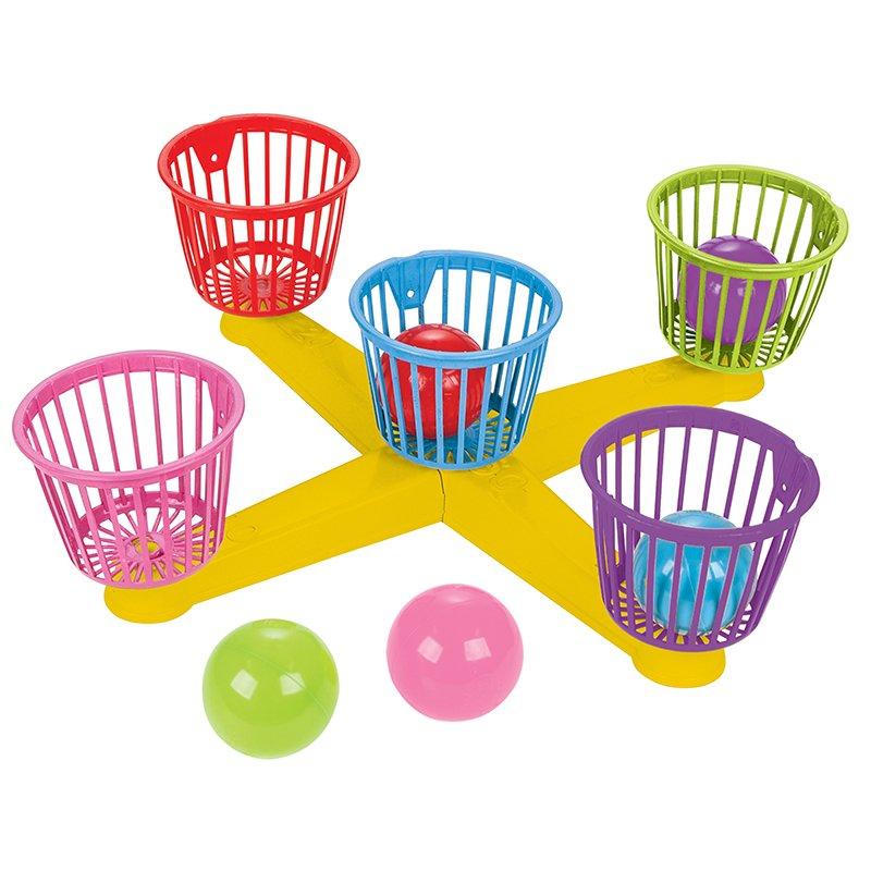 Joc pentru copii Arunca mingea
