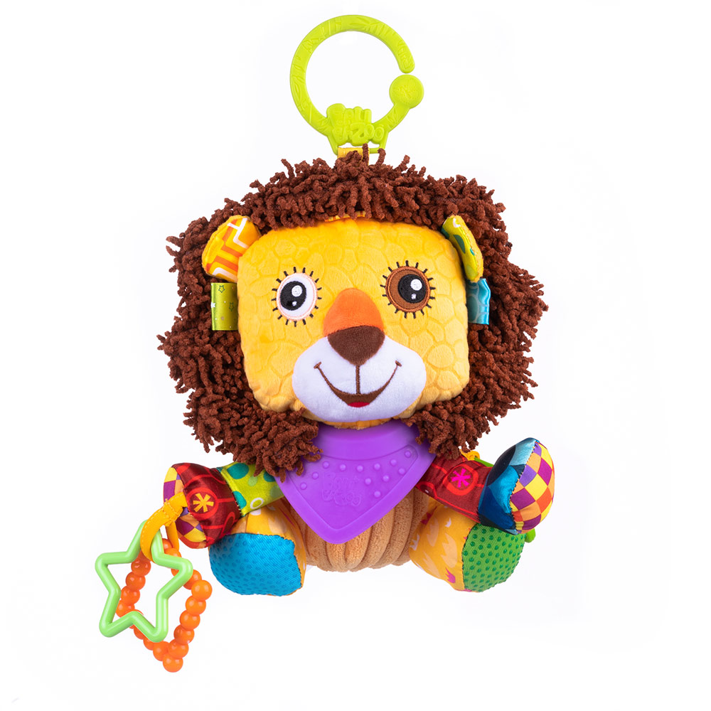 Jucarie pentru carucior Leul Lucy