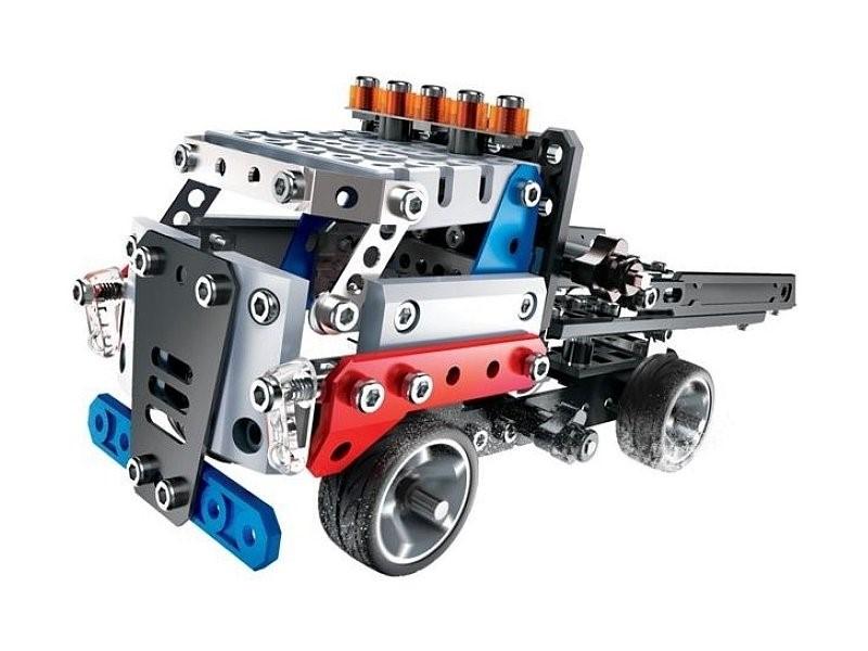 Kit construieste camionul de curse Meccano