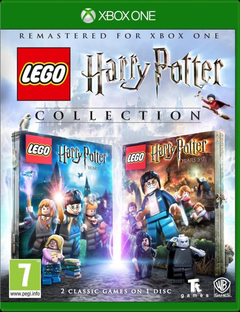 Joc Lego Harry Potter Collection Xbox One
