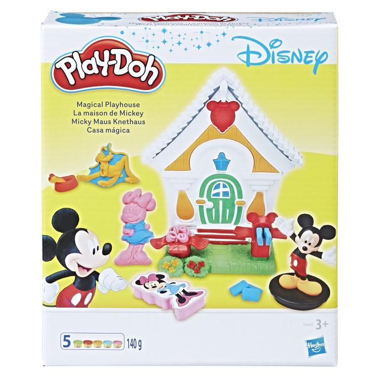 Loc de joaca Mickey Mouse cu prietenii Play Doh