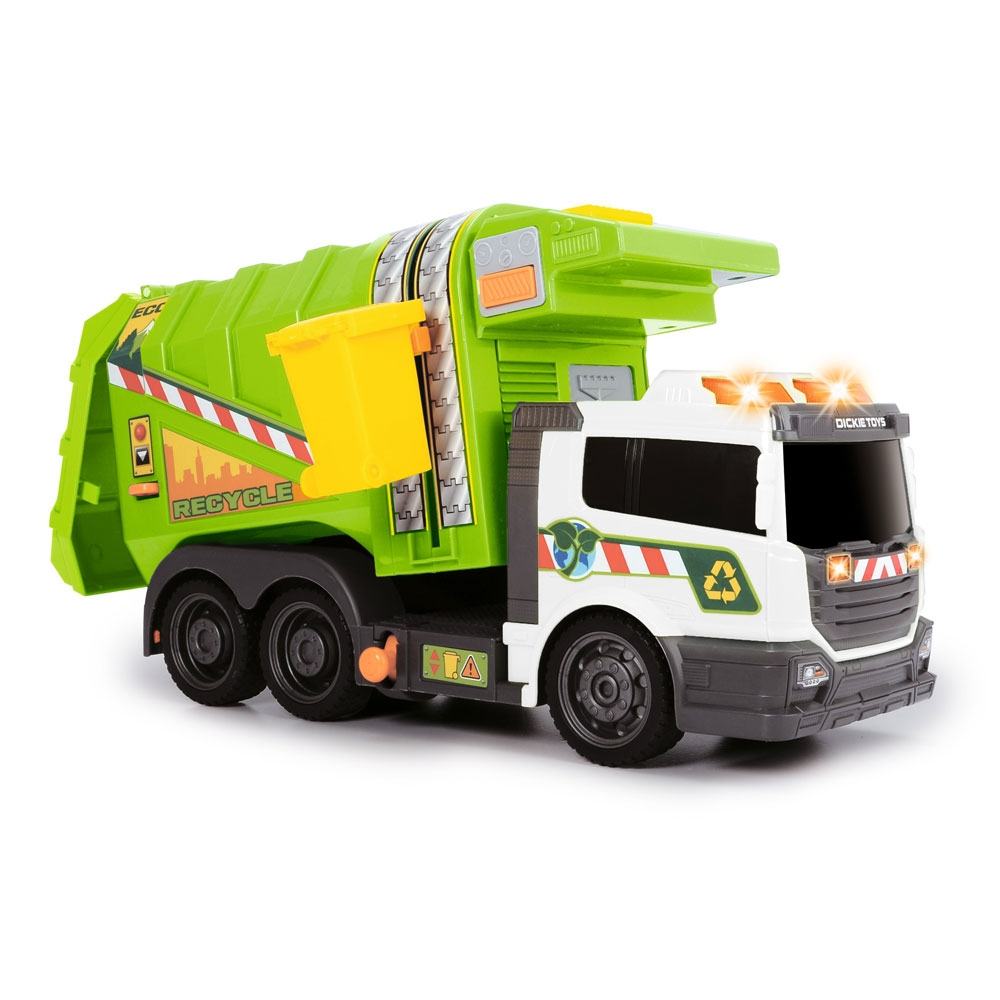 Masina de gunoi Dickie Toys Garbage Collector