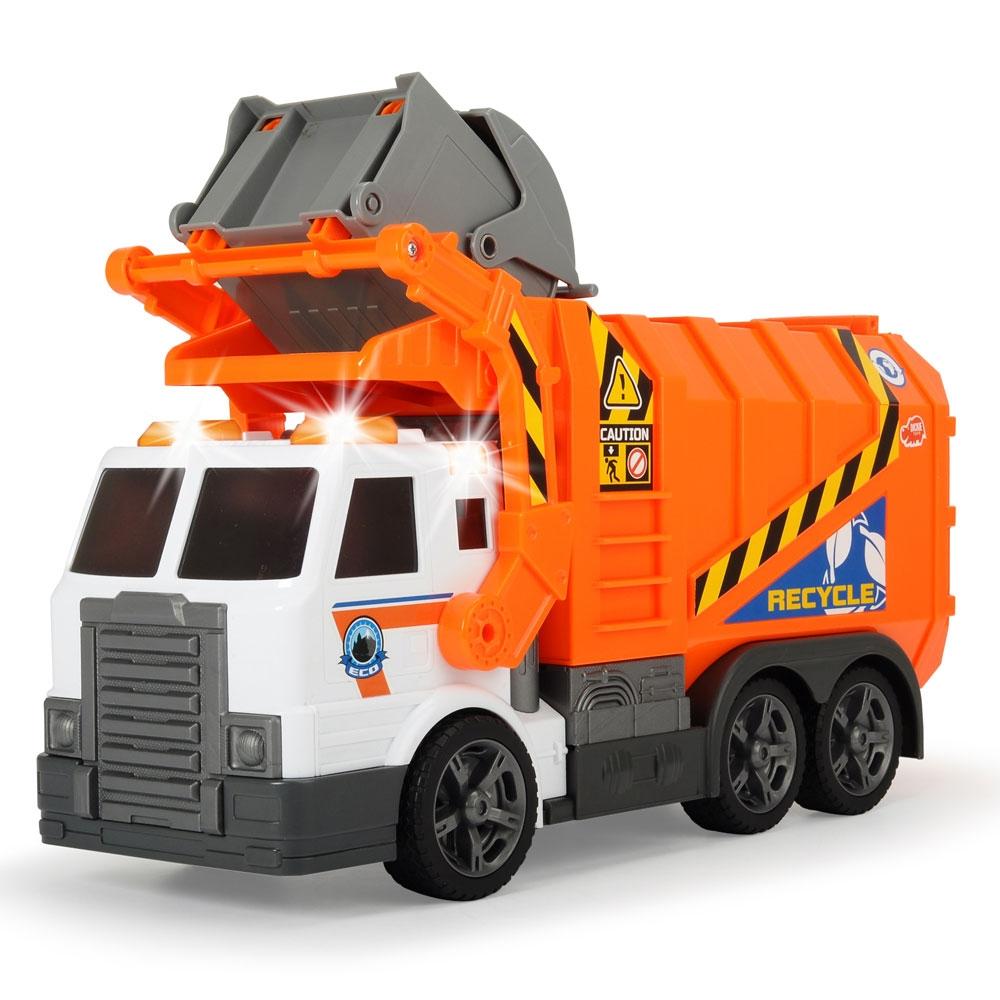 Masina de gunoi Dickie Toys Garbage Truck