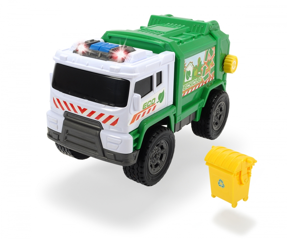 Masina pentru gunoi 20 cm