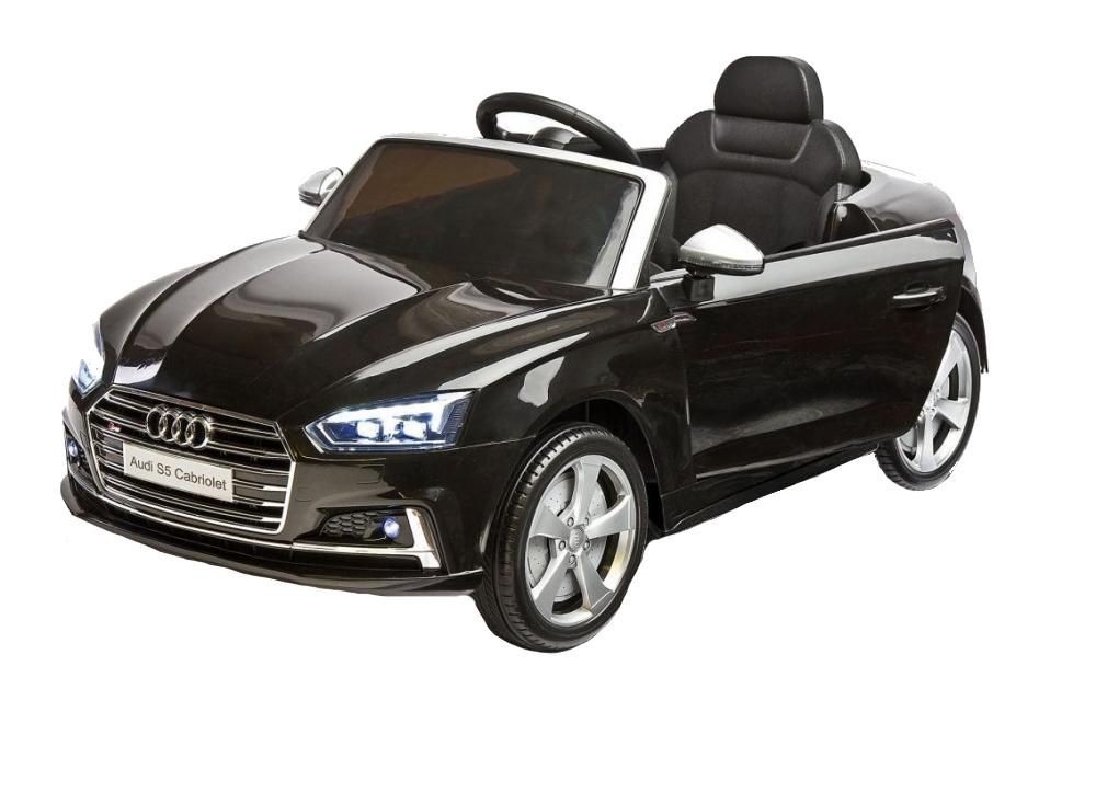Masinuta Electrica Audi S5 12V Black