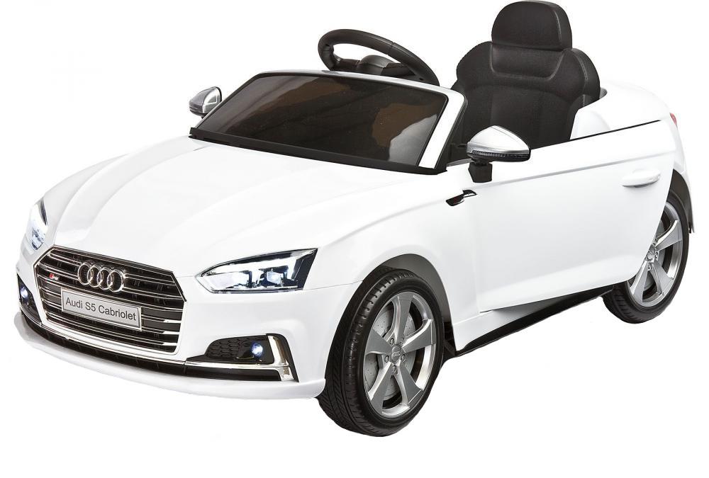 Masinuta Electrica Audi S5 12V White