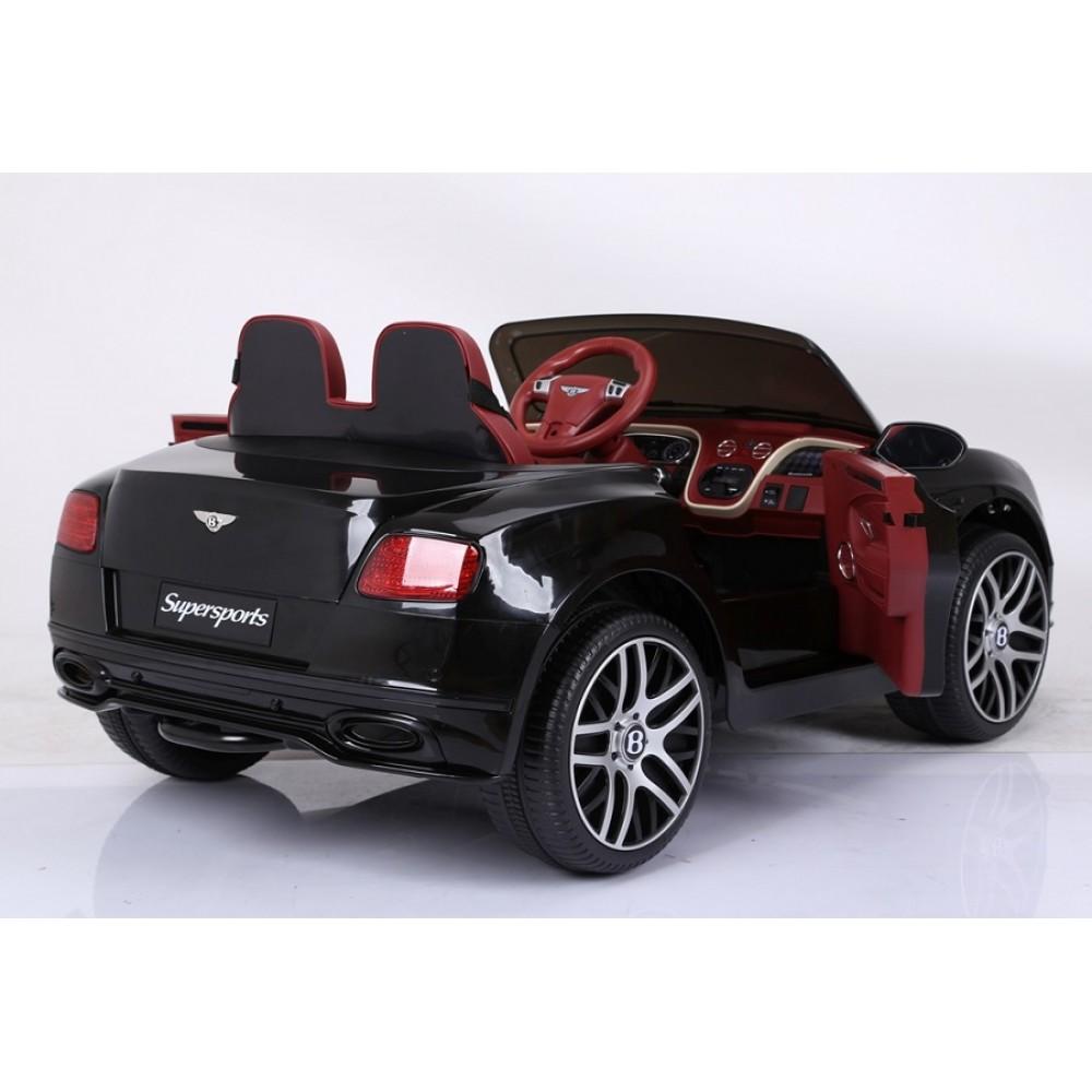 Masinuta electrica Bentley Continental negru - 1