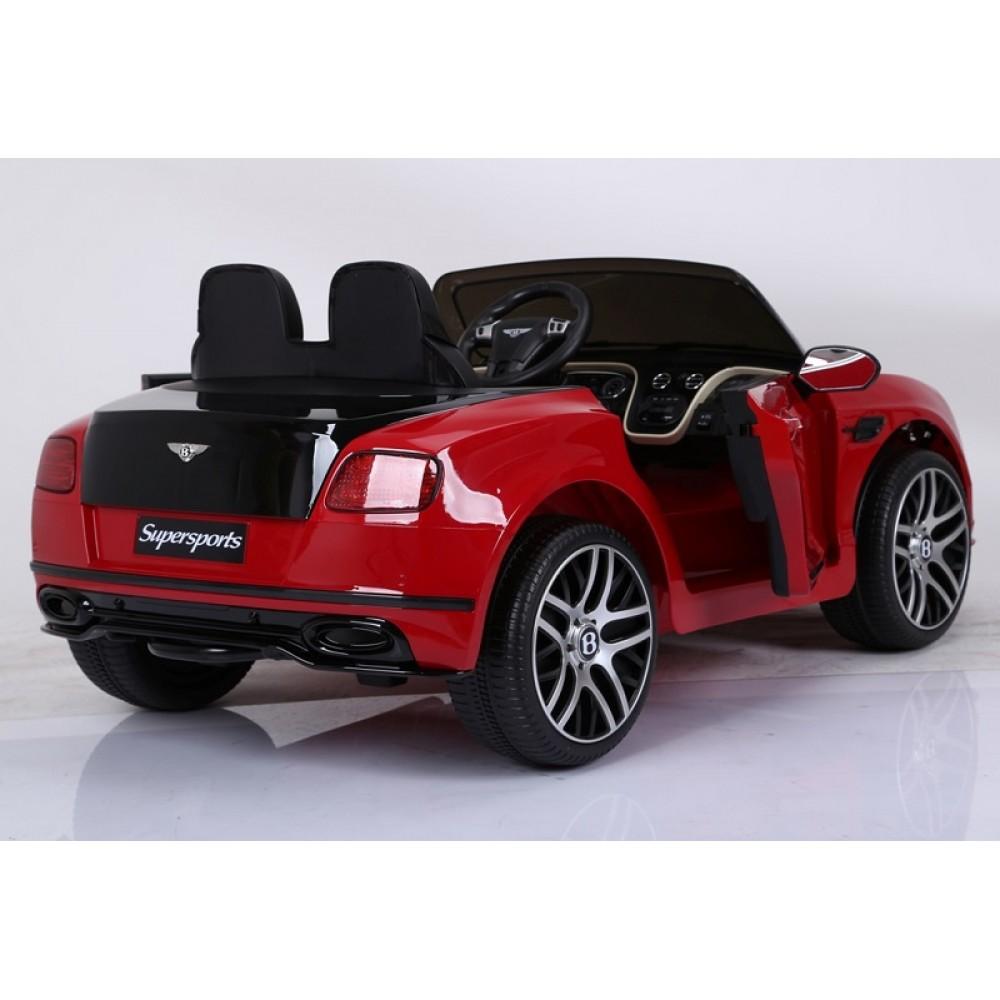Masinuta electrica Bentley Continental rosu