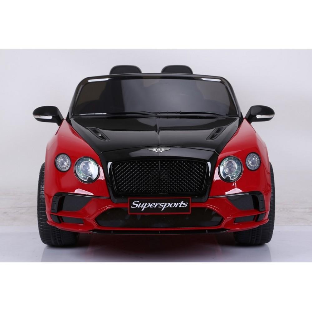 Masinuta electrica Bentley Continental rosu - 1