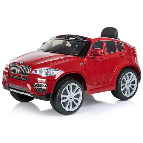 Masinuta electrica cu telecomanda Chipolino BMW X6 red - 6