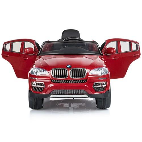 Masinuta electrica cu telecomanda Chipolino BMW X6 red - 5