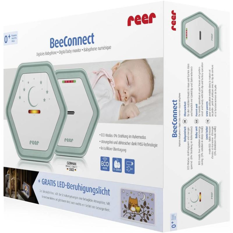 Monitor Audio Digital Beconnect Reer 50110 Cu Lampa De Veghe Inclusa