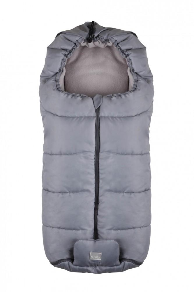 Sac de iarna 100 cm Essential Light GreyGrey 9445