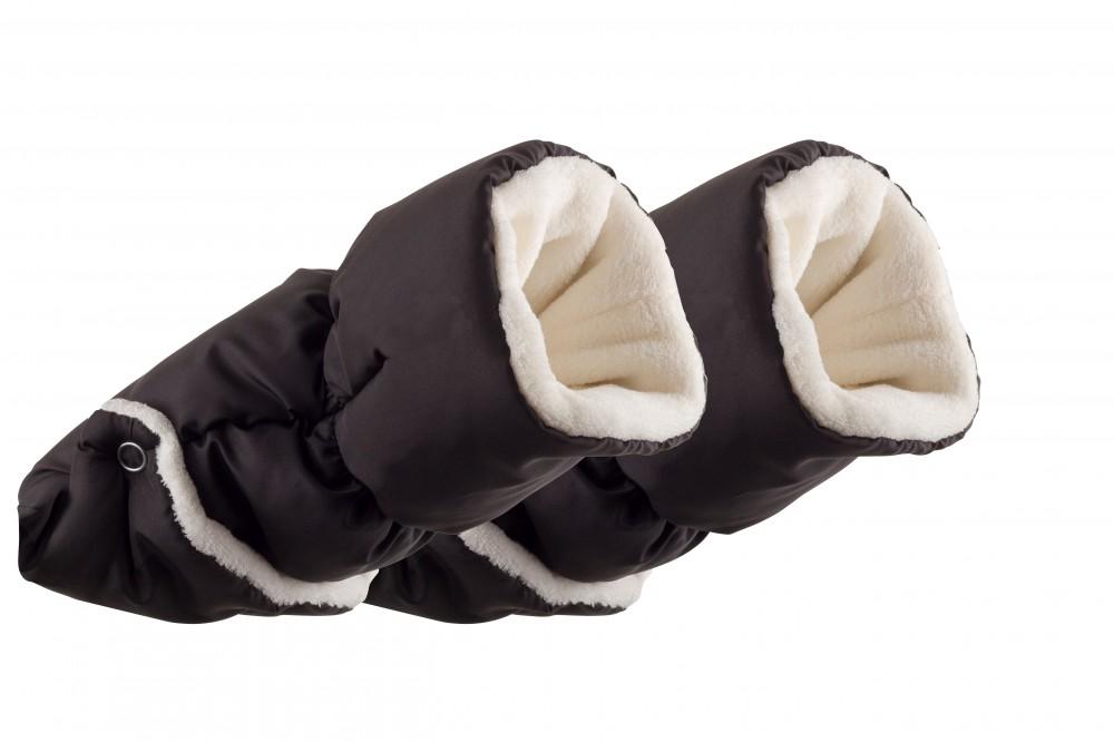 Manusi pentru carucior 9305 Nuvita Handmuff Black
