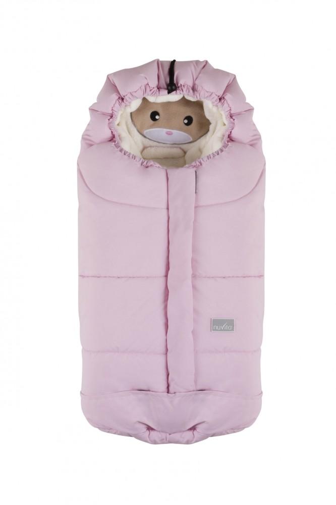 Sac de iarna 80 cm Ovetto Cuccioli Rabbit Soft PinkBeige 9205