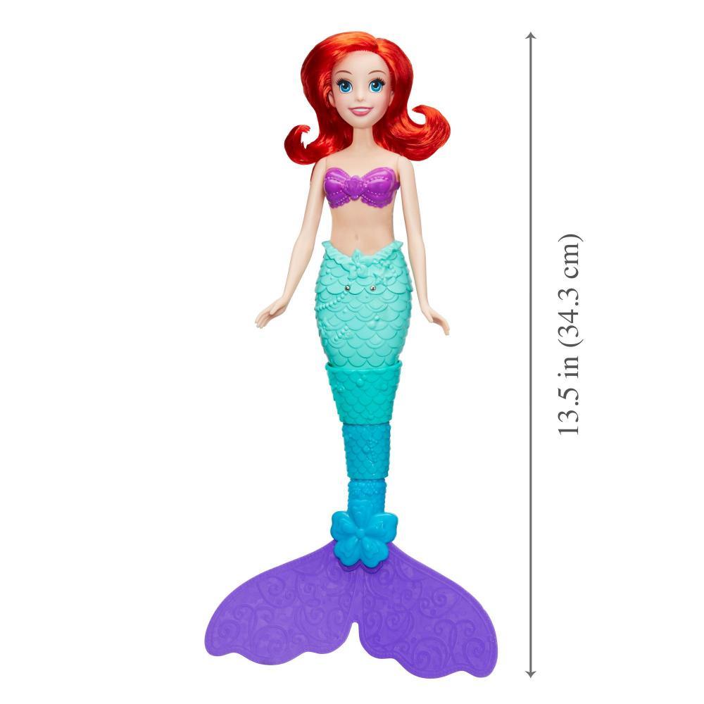 Papusa Ariel aventuri in apa