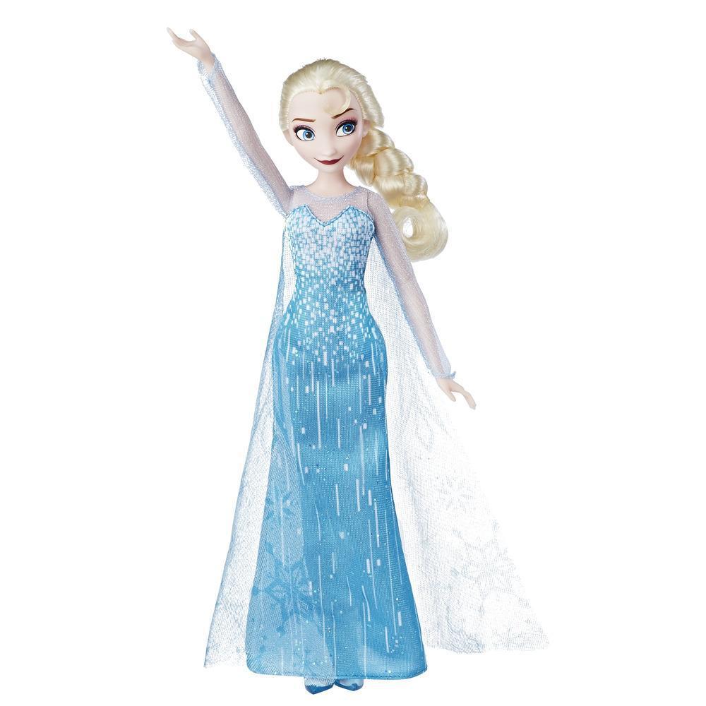 Papusa Frozen Clasic Elsa