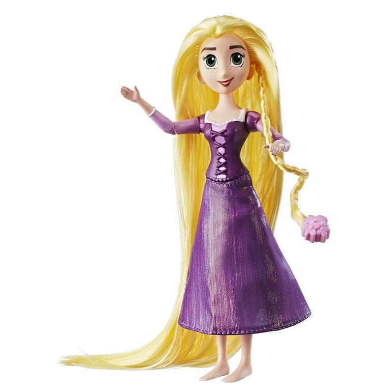 Papusa Rapunzel Tangled