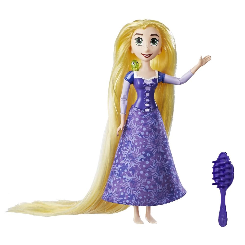 Papusa Rapunzel canta si vorbeste