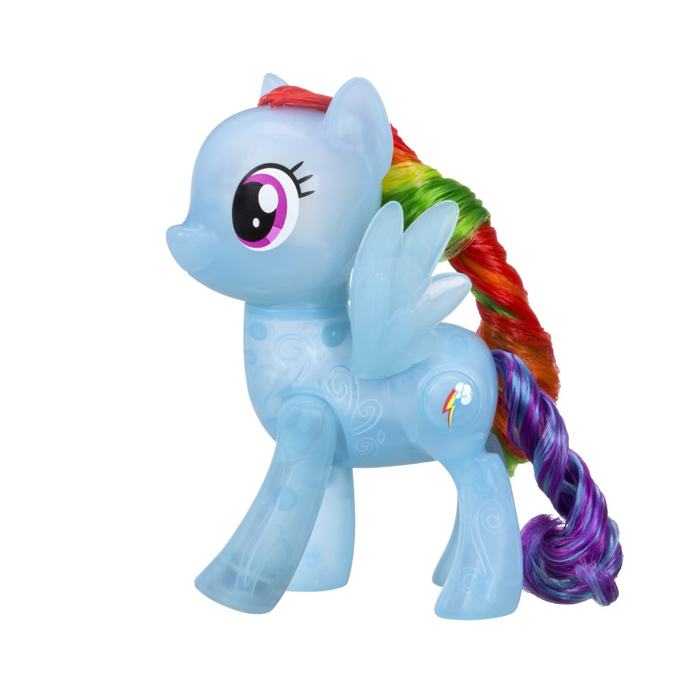 Ponei Rainbow Dash Lumineaza My Little Pony