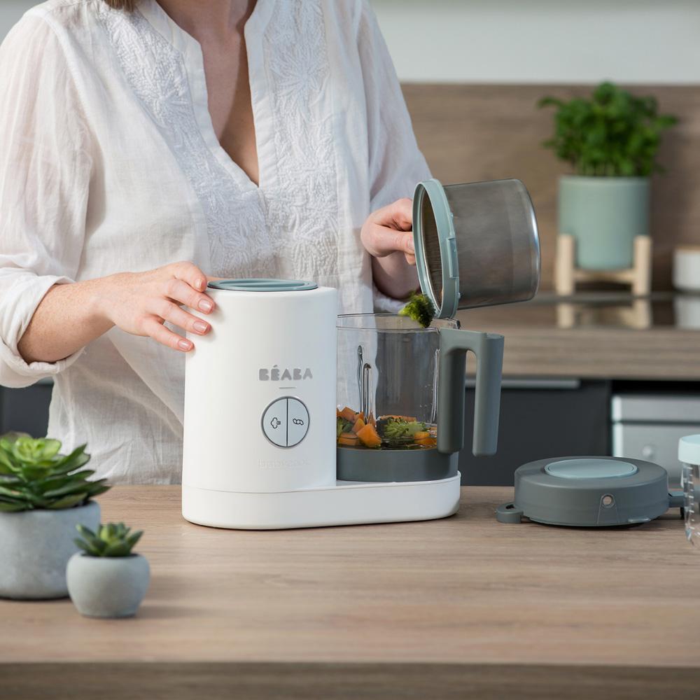 BEABA Robot Babycook Neo White Grey