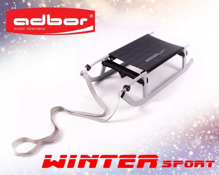Saniuta pliabila Adbor Winter Sport