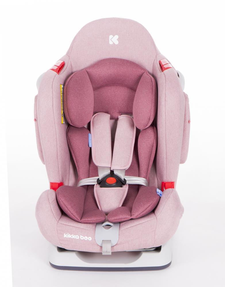 Scaun auto 0-25 kg ORight (+Sps) Pink imagine