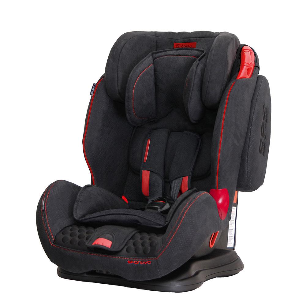 Scaun auto Sportivo Black Coletto imagine