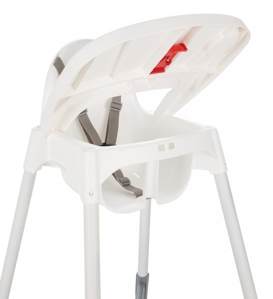 Scaun de masa Practical Chair Silver