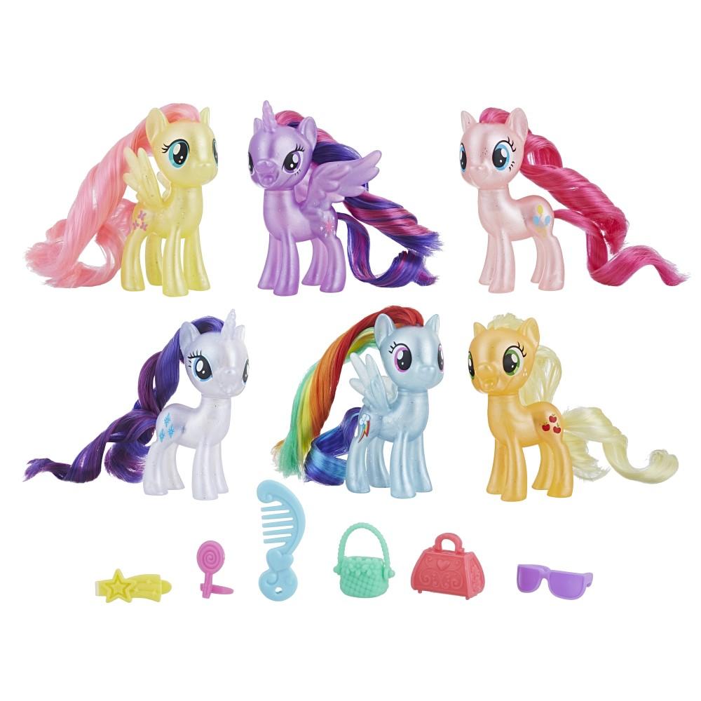 Set 6 ponei My Little Pony