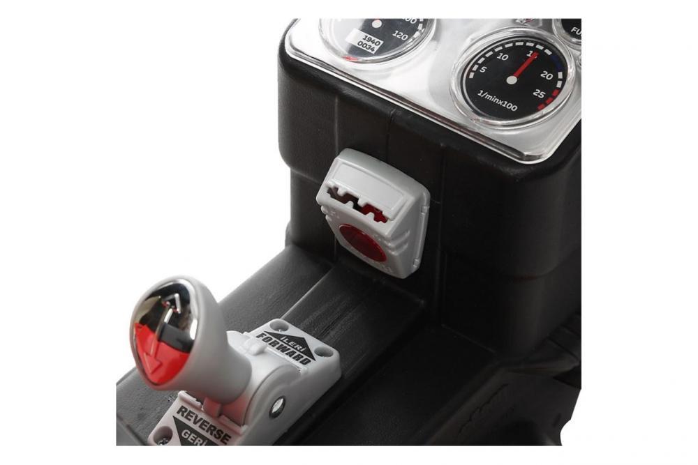 Tractor electric pentru copii Active Red - 2