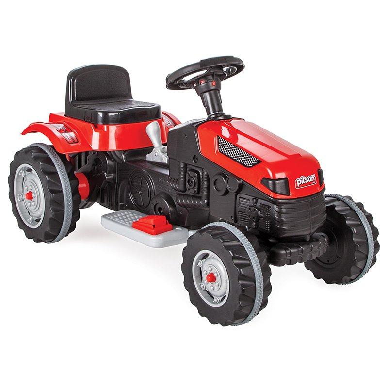 Tractor electric pentru copii Active Red - 4