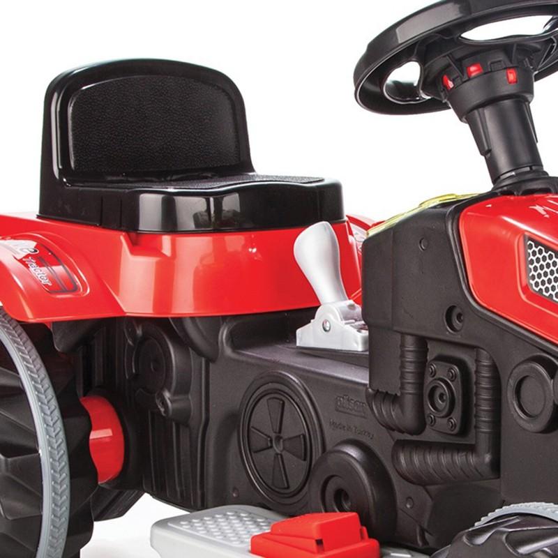 Tractor electric pentru copii Active Red - 5