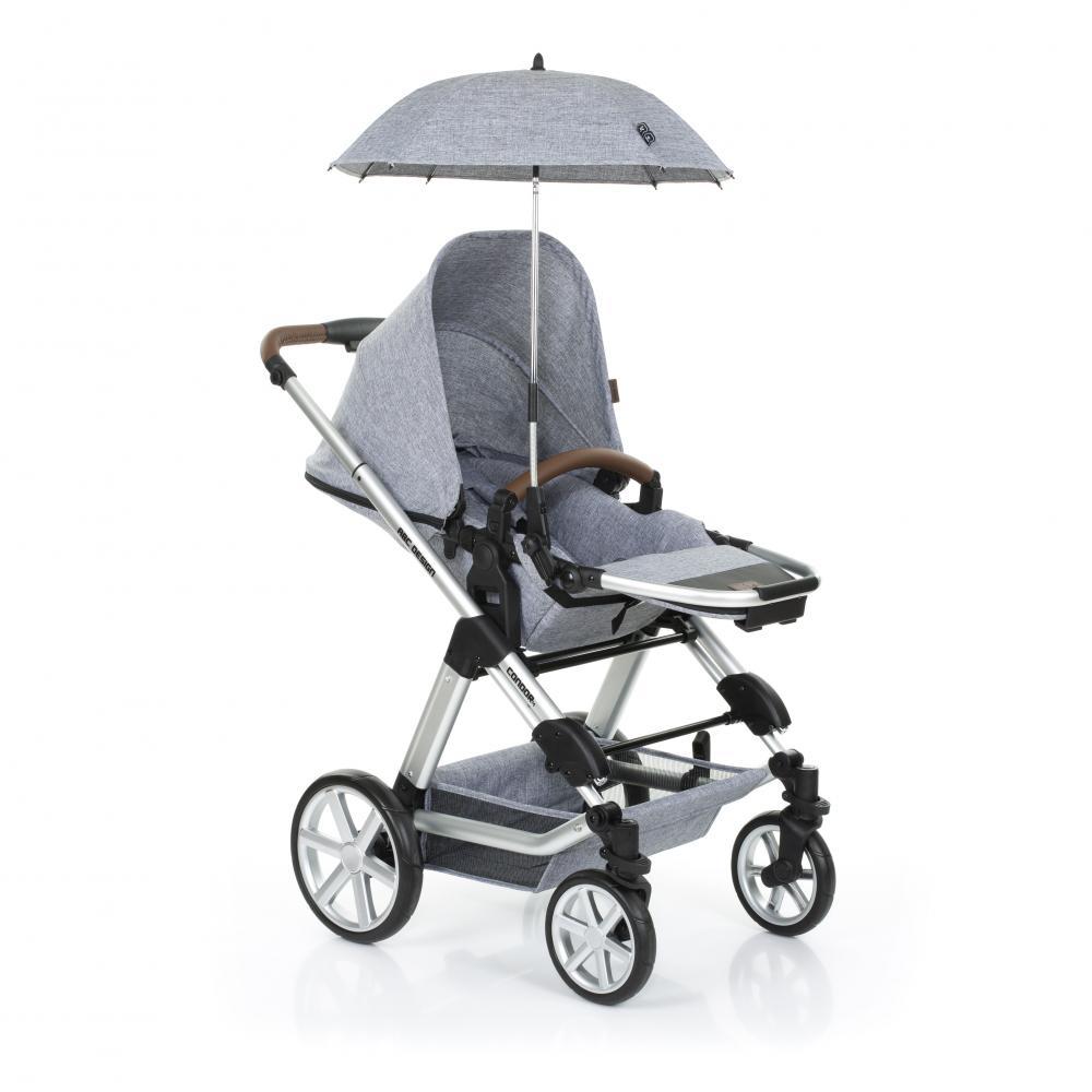 Umbrela cu protectie UV50+ Sunny Graphite grey Abc Design 2019