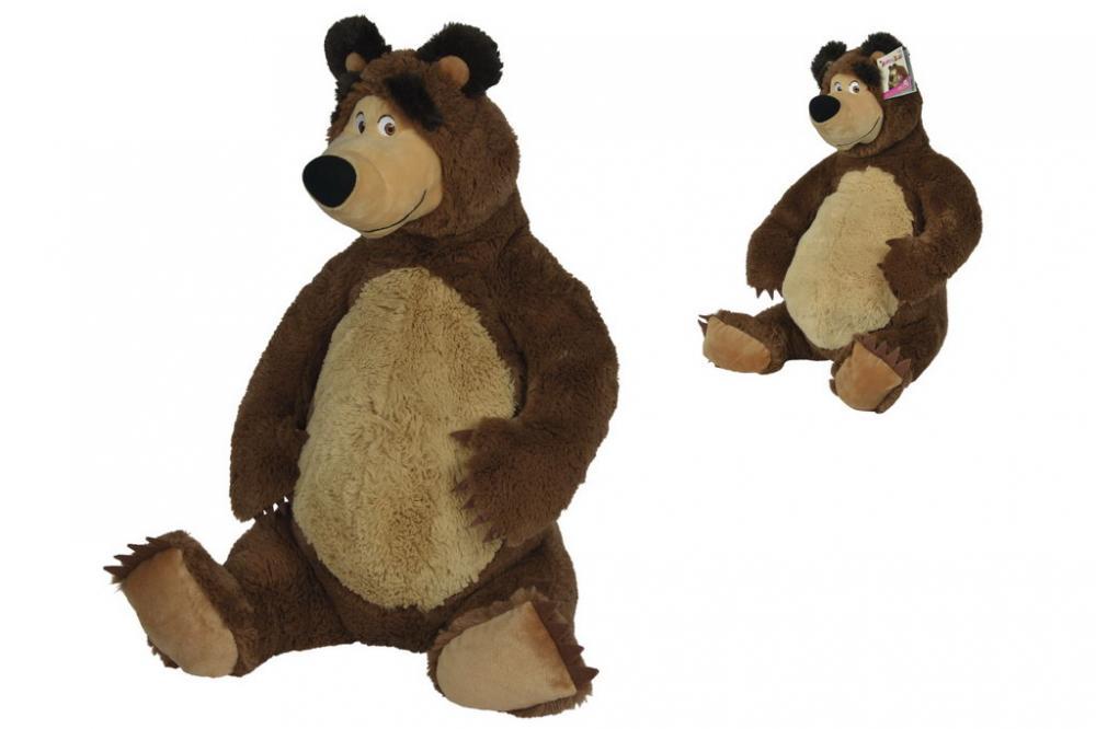 Ursulet de plus 43 cm Masha